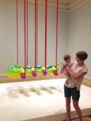 Jeff Koons' Caterpillar Chains (2003)